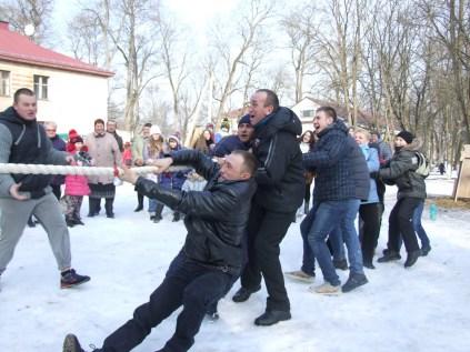 Празднование масленницы в Станьково 22.02.2015 (74)