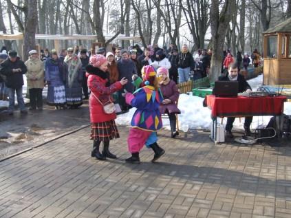 Празднование масленницы в Станьково 22.02.2015 (8)
