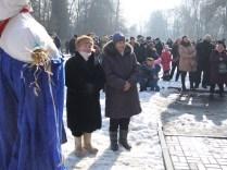 Празднование масленницы в Станьково 22.02.2015 (9)