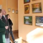 Выставка живописи и графики в Станьковском ДК