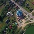Красивое видео Станьково с высоты птичьего полета