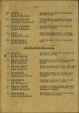 Приказ о награждении орденом Славы третьей степени посмертно. Лист 2