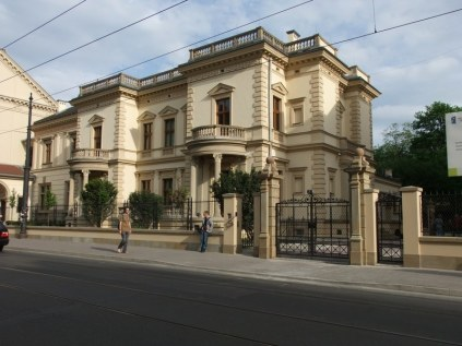 Музей, где хранится коллекция Э. Гуттен Чапского, в Кракове.