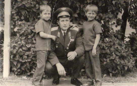 Андрей Сяневич ищет в Станьково родную тетю
