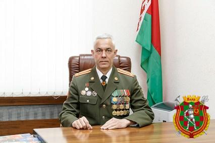 полковник юстиции Числов Эрик Геннадьевич