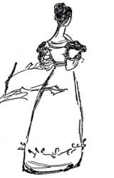 Няверная жонка. Легенда пра графаў фон Гутэн Чапскіх.