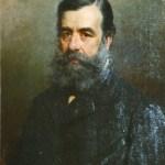 граф Эмерик Гуттен-Чапский, рисунок I.H. Schwarz, 1883 г.