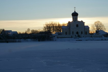 Святоникольский храм в Станьково. Рождество в Станьково 2017. Фото Павла Карася.