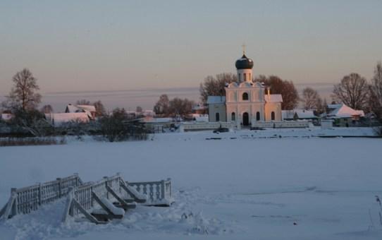 Расписание богослужений на январь 2020 г. Храм святителя Николая Чудотворца в Станьково