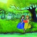 Елена Стельмах: детская книжка о Станьково