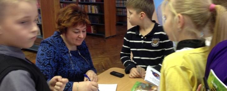Наша землячка Елена Стельмах издала детскую книгу о Станьково