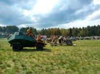 На территории Государственного музея Великой Отечественной войны в Станьково прошла праздничная программа