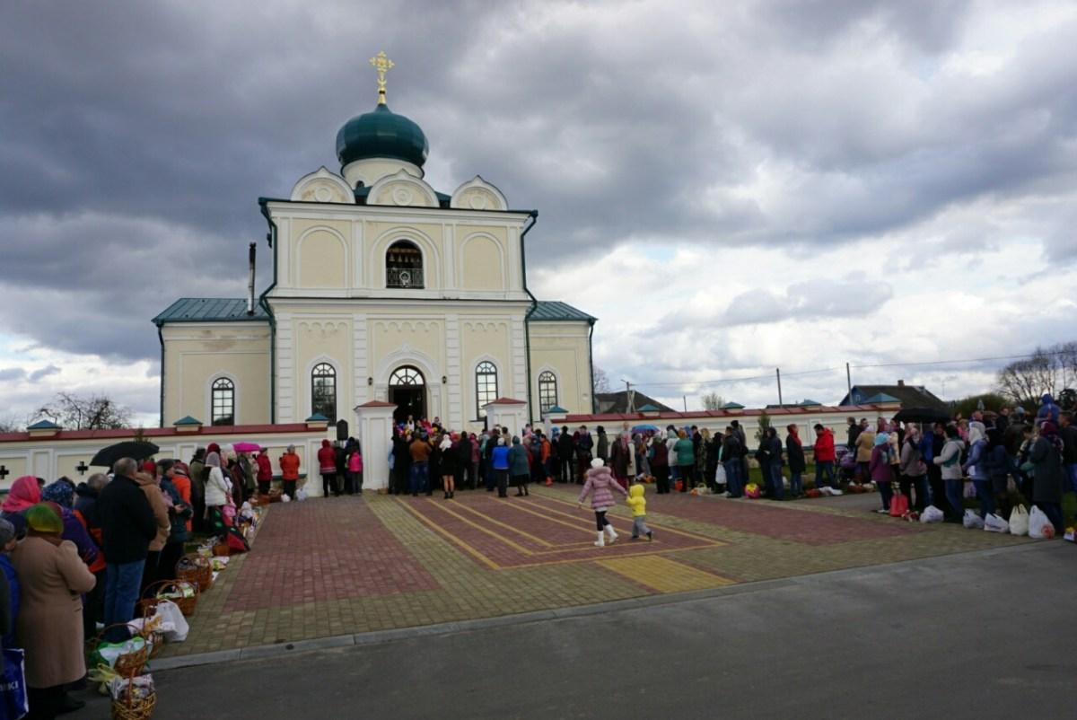 Расписание богослужений на апрель 2019 г. Храм святителя Николая Чудотворца в Станьково