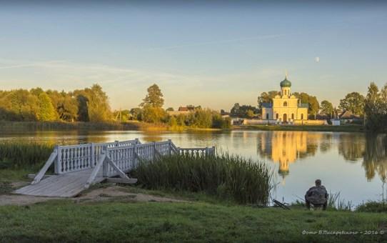Расписание богослужений на август 2020 г. Храм святителя Николая Чудотворца в Станьково