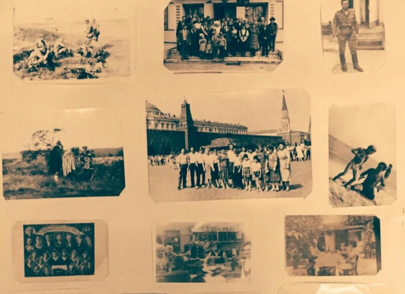 Выставка ретро-фотографий «Загляни в семейный альбом. История одной фотографии» в Станьковском ДК