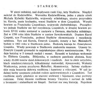 Antoni Urbański - Stańków