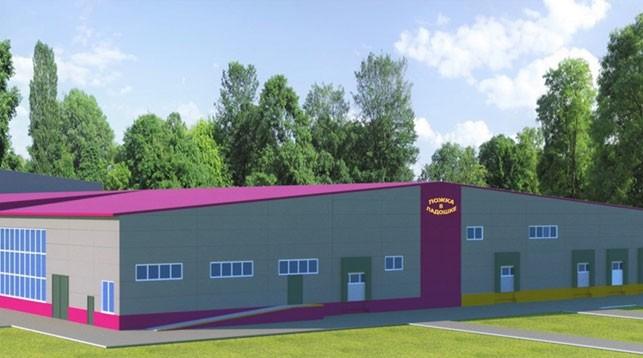 В Станьково строят завод по выпуску консервированного детского питания
