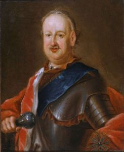 Радзивилл, Михаил Казимир Рыбонька (1702-1762)