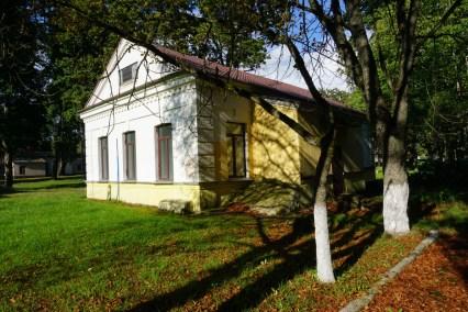 Кухонный флигель в Станьково