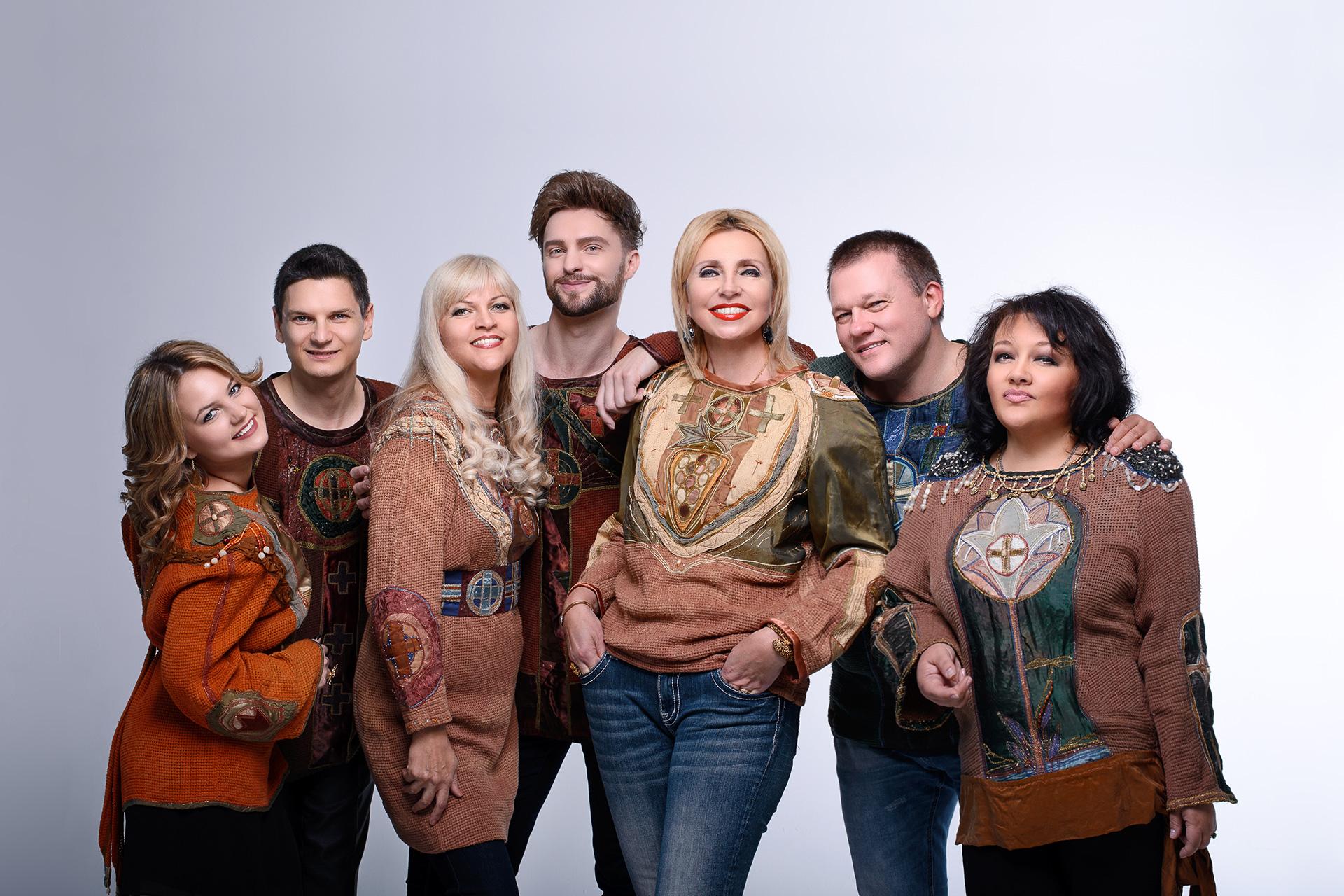 вокальный ансамбль «Камерата»