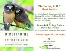 BirdfindinginBC_Launch_Evite