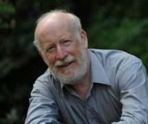 Author-naturalist Dick Cannings