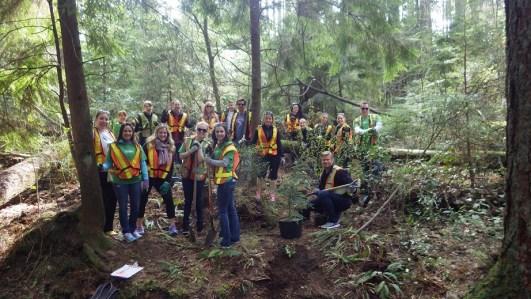 Starbucks group 2013-Trail decommission
