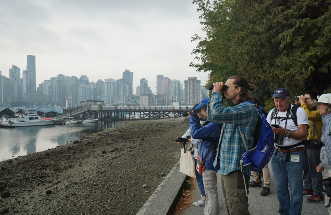 Learn about Stanley Park's ecology in a fun, hands-on way