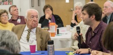 Ed Wilson (left) and Eric Ekstrand (right)