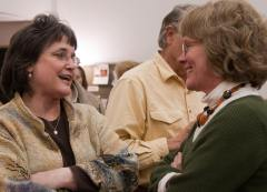 2010 Annual Meeting: Jane and Suzanne