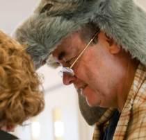 2010 Christmas Pageant: Stuart the Donkey