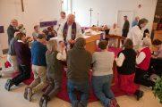2010 Christmas Pageant: Communion