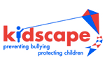 Logo and link to kidscape