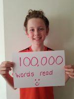 100,000 words read 5
