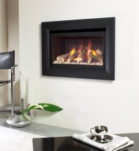 Flavel Jazz Balanced Flue Hole In The Wall Gas Fire