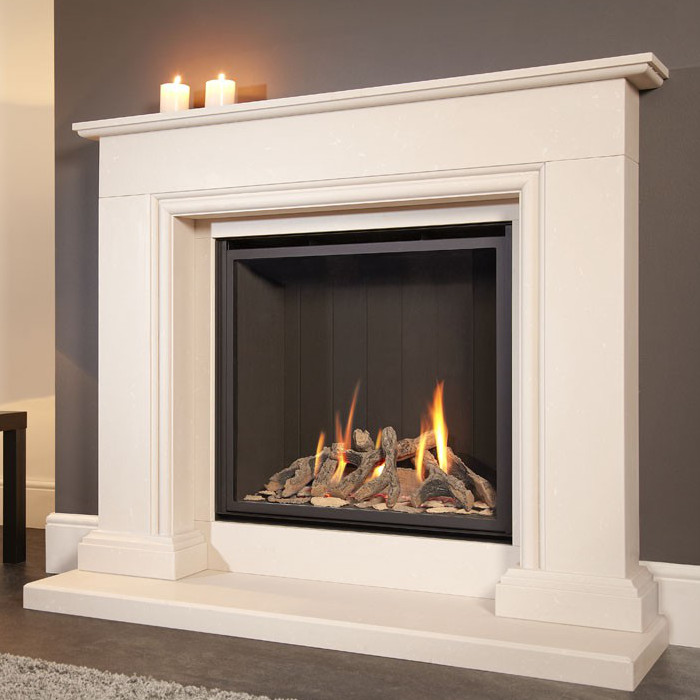 Image Result For Electric Victorian Fireplace Suite
