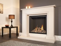 Flavel Sophia High Efficiency Gas Fireplace Suite ...