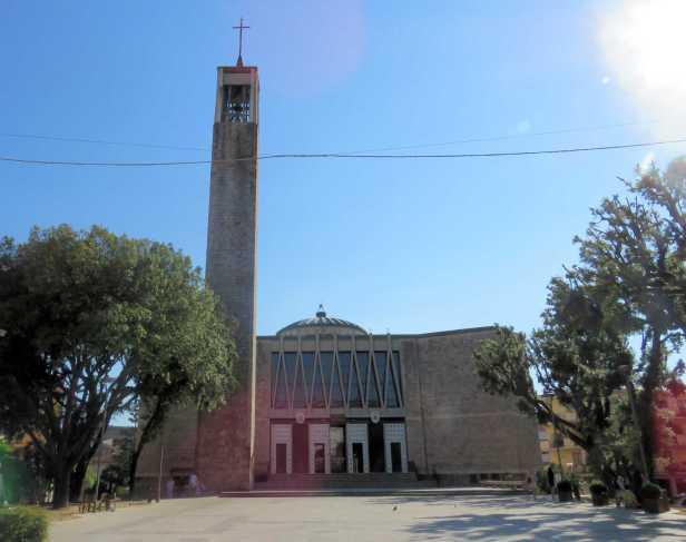 Basilca Di Santa Maria Assunta in the centre of Montecatini