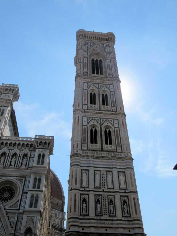 Santa Maria Cathedral tower