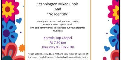 Summer Celebration Concert