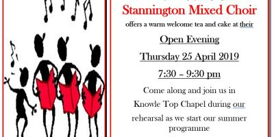 Choir Open Evening