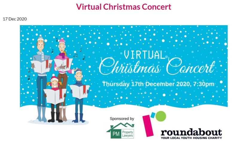 Roundabout Charity Concert