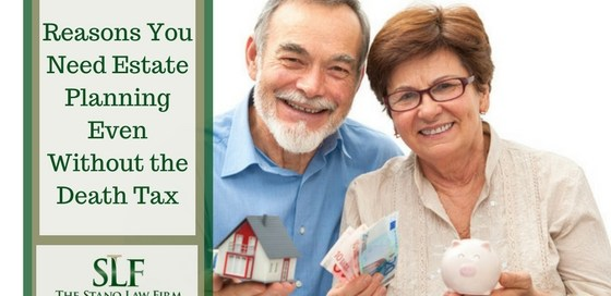 Reasons you need estate planning