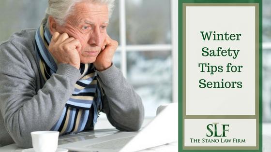 Winter safety tips for seniors
