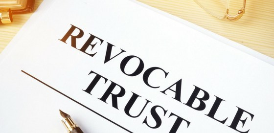 Splitting a revocable trust