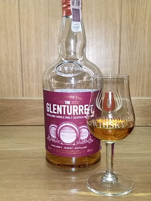 Glenturret Sherry Edition