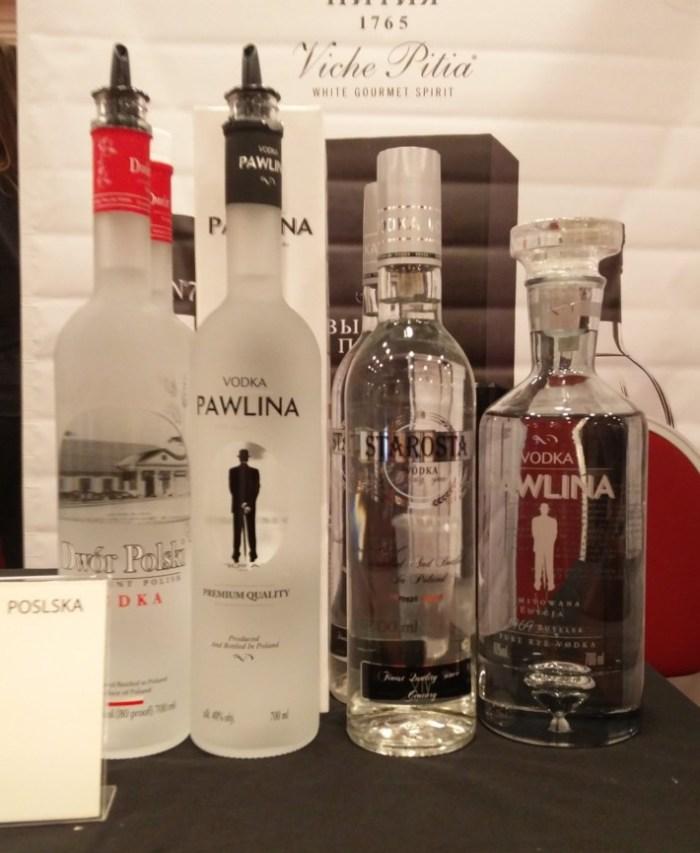 Whisky & Firends - Stanowisko Pawlina Vodka