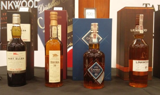 Whisky & Firends - Stanowisko Diageg - Special Releases 2016