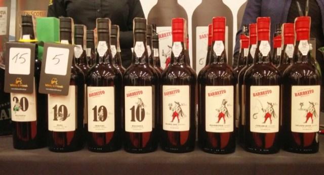 Whisky & Firends - Stanowisko  Barbeito