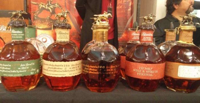 Whisky & Firends - Stanowisko Blanton's